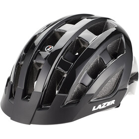 Lazer Compact Casco, black